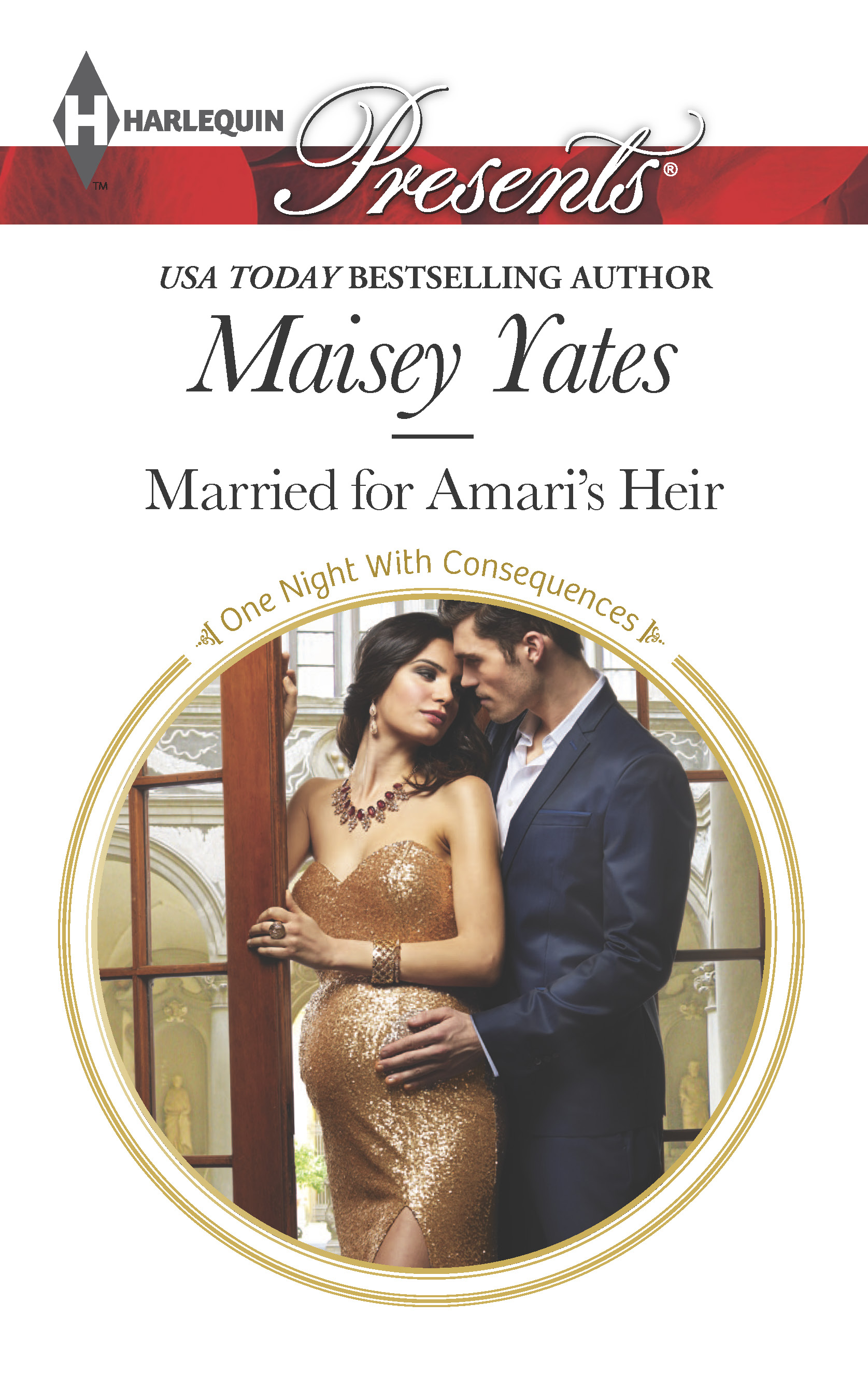 Married For Amari's Heir - Maisey Yates