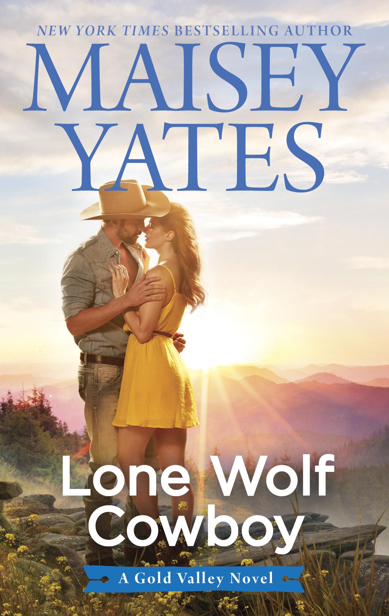 Lone Wolf Cowboy - Maisey Yates